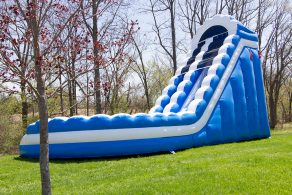 The Curved WaterSlide