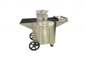 Portable Single Unit Deep Fryer