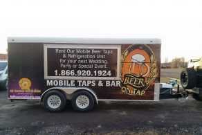 Keg Trailer - 16ft